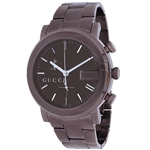 *Gucci Mens 101 Series Stainless Steel Case, Scratch-Resistant Sapphire, Water Resistant Watch -P-