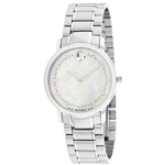 *Movado Womens TC Stainless Steel Case, Scratch Resistant Sapphire, Water Resistant Watch -P-
